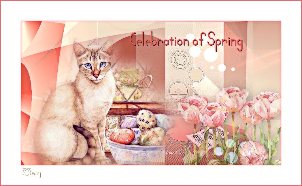 Celebration of Spring 2012