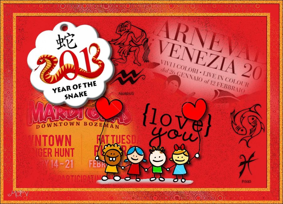 Celebrate February 2013