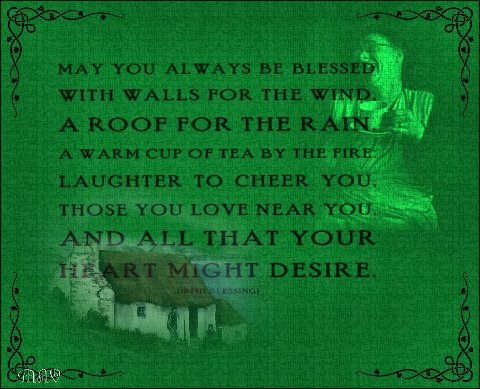 Happy St. Patrick's Day 2013