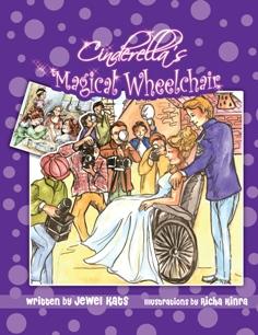 cinderalla magical wheelchair