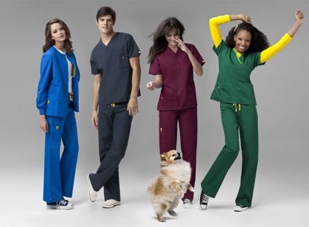 scrubs Origins-Group