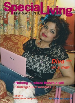 Special Living magazine