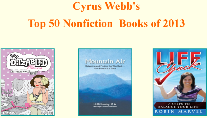 Cyrus Webb Top Books 2013