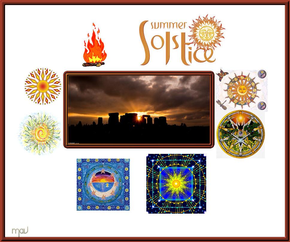 Summer Solstice - Northern Hemisphere 2014
