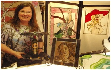 Stained Glass Art – An Interview with Judy Snook-Kean