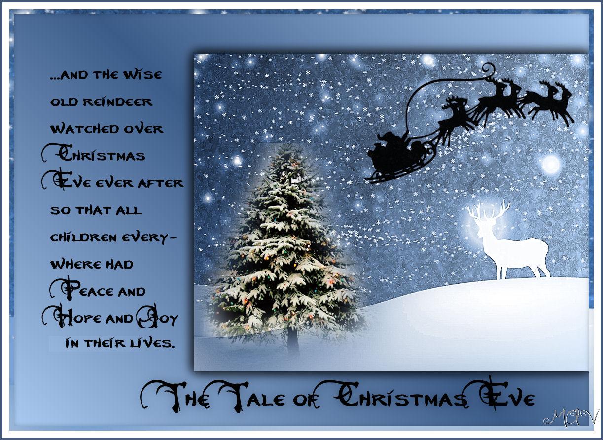 Tale of Christmas Eve