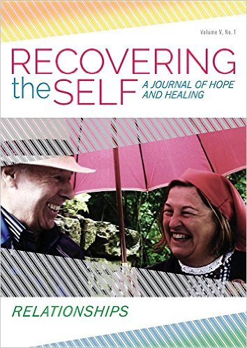 Recovering The Self Journal Resumes Publication