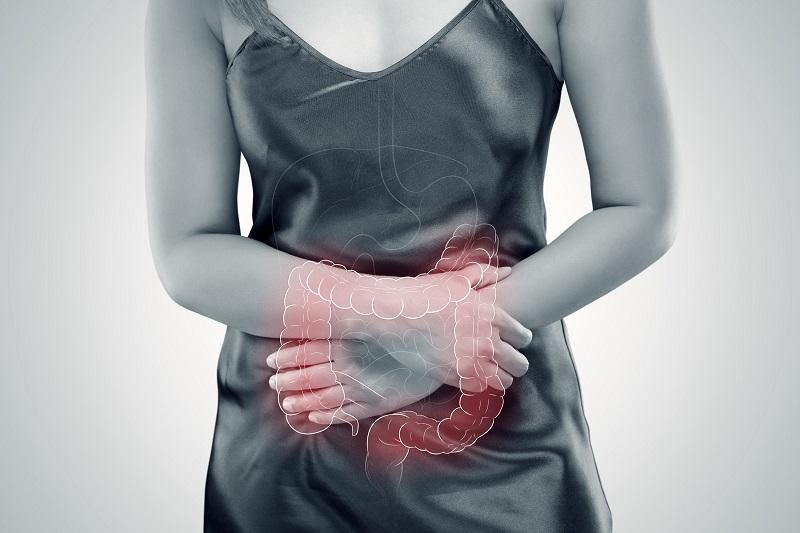 unhealthy gut