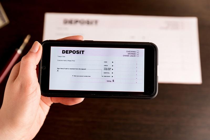 Mobile Check Deposits