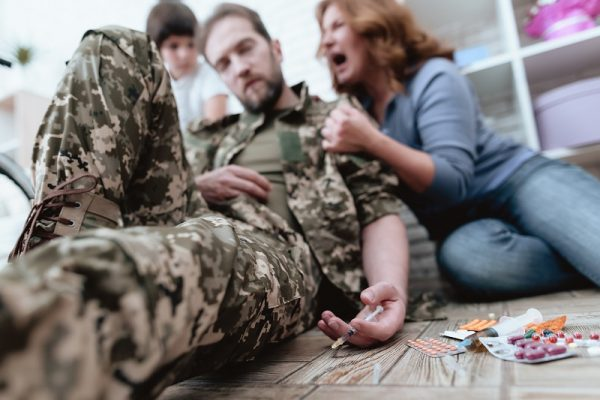 Veterans War with Addiction: Why It Might Be Harder for Veterans to Ask for Help