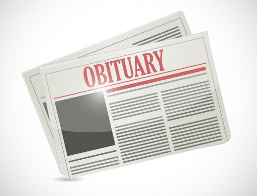 Thoughts on Obituaries